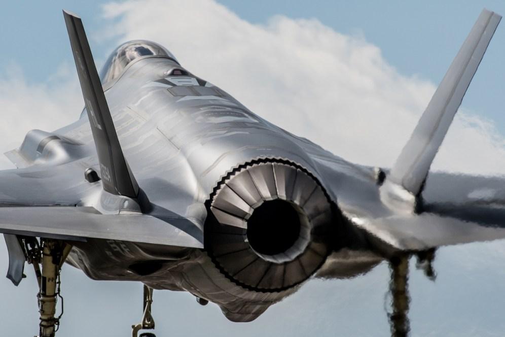 ©Duncan Monk - USAF Lockheed F-35A 14-5094 - RAF Lakenheath