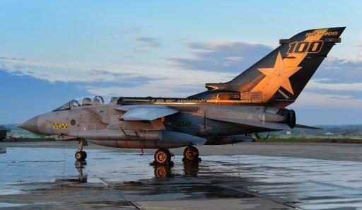 © Mark Ranger - Panavia Tornado GR4 ZA548 - RAF Marham Enthusiasts Event 2017