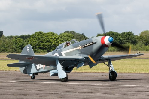 © Adam Duffield - Yak-3M - Abingdon Air and Country Show 2017