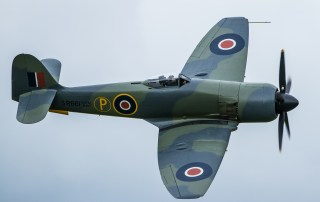 © James Innes - Hawker Sea Fury - Shuttleworth Fly Navy 2017