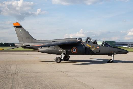 © Adam Duffield - Dassault/Dornier Alpha Jet E137 / 705-LJ - Northolt Evening Photoshoot XXIIa