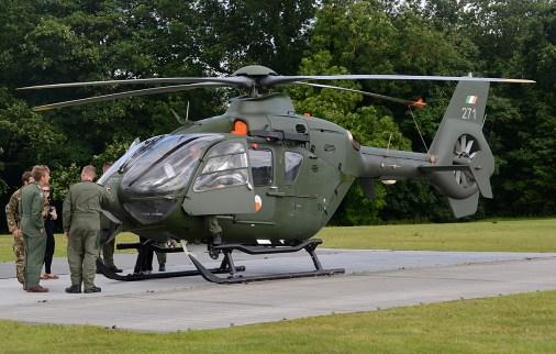 © Niall Paterson - Irish Air Corps Eurocopter EC135 - RAF Cosford Air Show 2017