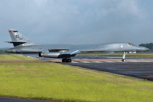 © Mark Kwiatkowski - - USAF Bomber deployment RAF Fairford