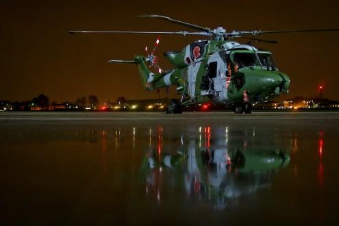 © Jamie Ewan - Army Air Corps Lynx AH9A ZG885 - Northolt Nightshoot XXIII