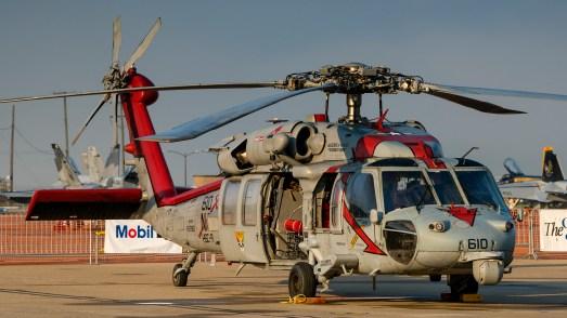 © Douglas Monk - Sikorsky MH-60S Knighthawk HSC-9 167901 - NAS Oceana Airshow 2017