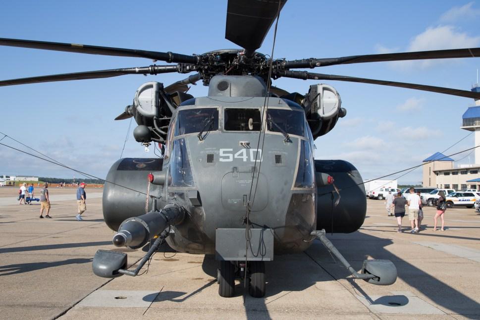 © Adam Duffield - Sikorsky MH-53E Sea Dragon HM-14 164771 - NAS Oceana Airshow 2017