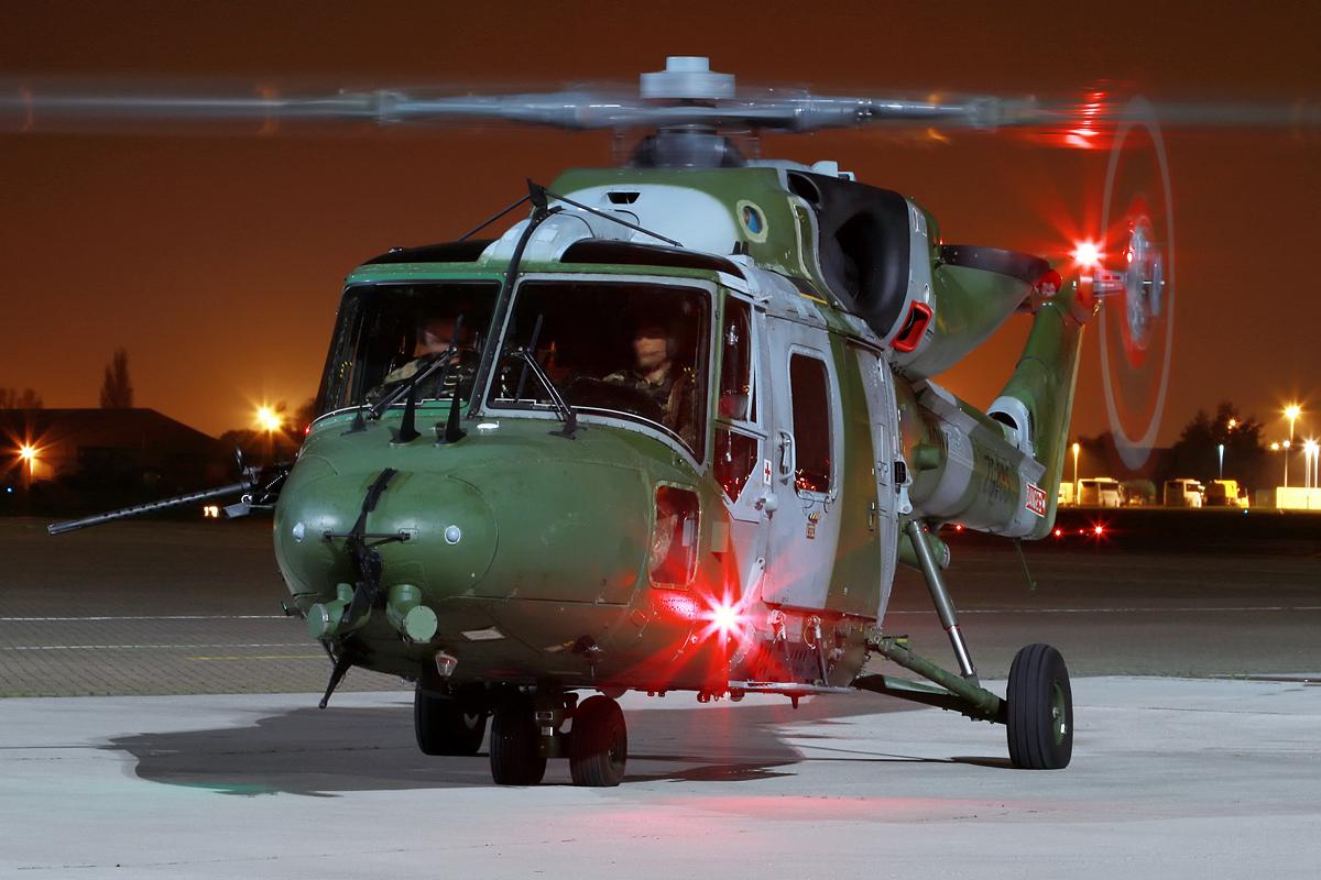 © Mark Kwiatkowski - Army Air Corps Lynx AH9A ZG885 - Northolt Nightshoot XXIII