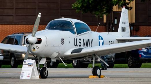 © Doug Monk - 1948 Navion - Joint Base Andrews Air Show 2017