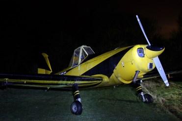 © Jamie Ewan - de Havilland Canada DHC Chipmunk T10 G-ATOF (ex-WB563) - Spanhoe Photocall