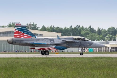 © Adam Duffield - 211.Taktcká Letka NTM18 Special Scheme - NATO Tiger Meet 2018