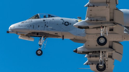 © Doug Monk - USAF A-10C Demonstration Team - Luke AFB Airshow 2018