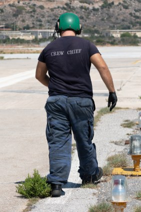 © Duncan Monk - Crew Chief - 115 Combat Wing – Hellenic Air Force – Cretes Ghost Vipers