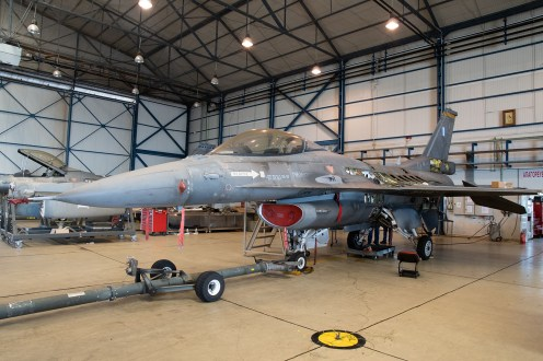 © Duncan Monk - HAF F-16C 535 Maintenance - 115 Combat Wing – Hellenic Air Force – Cretes Ghost Vipers