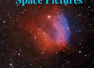 Space Pictures Dvd
