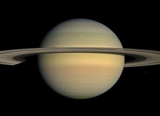 Planet Saturn Picture