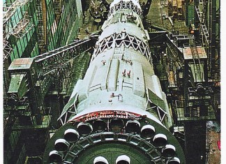 Soviet N-1 Rocket