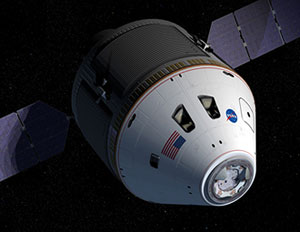 nasa orbiters orion dragon - photo #11