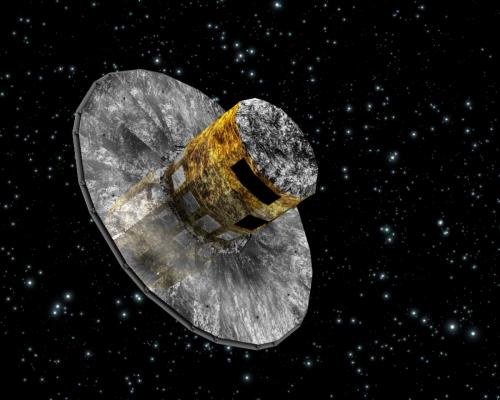 GAIA Spacecraft Picture