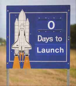 Launch Schedule - 0 Days to Launch Picture