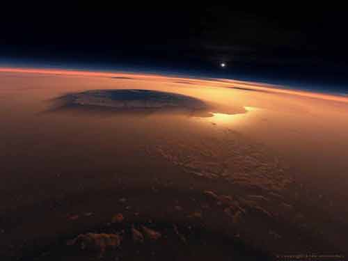 Olympus Mons Picture