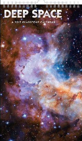 Deep Space Poster Calendar