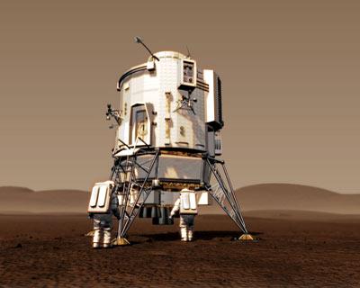 Human to Mars