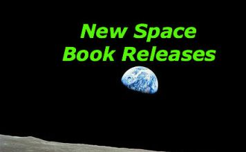 New Space Book Releases