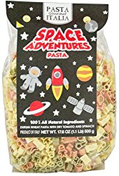 Space Food - Space Adventures Pasta