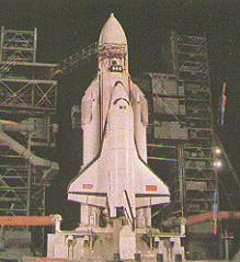 Buran Soviet Space Shuttle