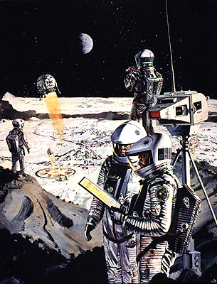 Moonbase - Luna People