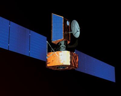 BepiColombo Spacecraft