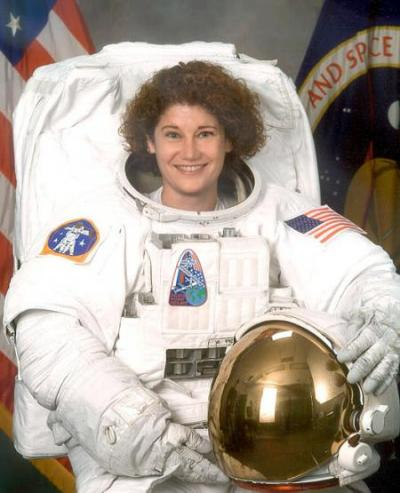 Susan Helms Picture - 1st U.S. Military Woman in Space