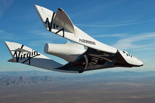 Virgin Galactic Enterprise Picture