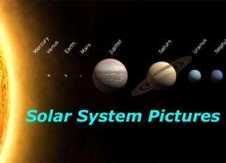 Solar System Pictures