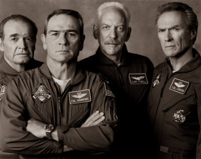 Space Cowboys Movie