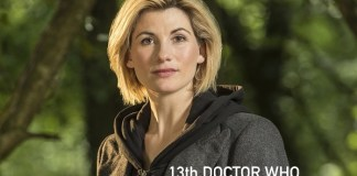 13th Doctor Who Jodie Whittaker