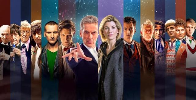 14 Doctors who played Doctor Who