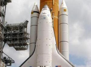 Space Shuttle Discovery Picture