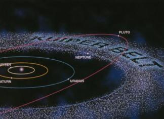 Kuiper Belt Picture