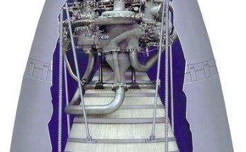 Upper Stage Rocket Engine