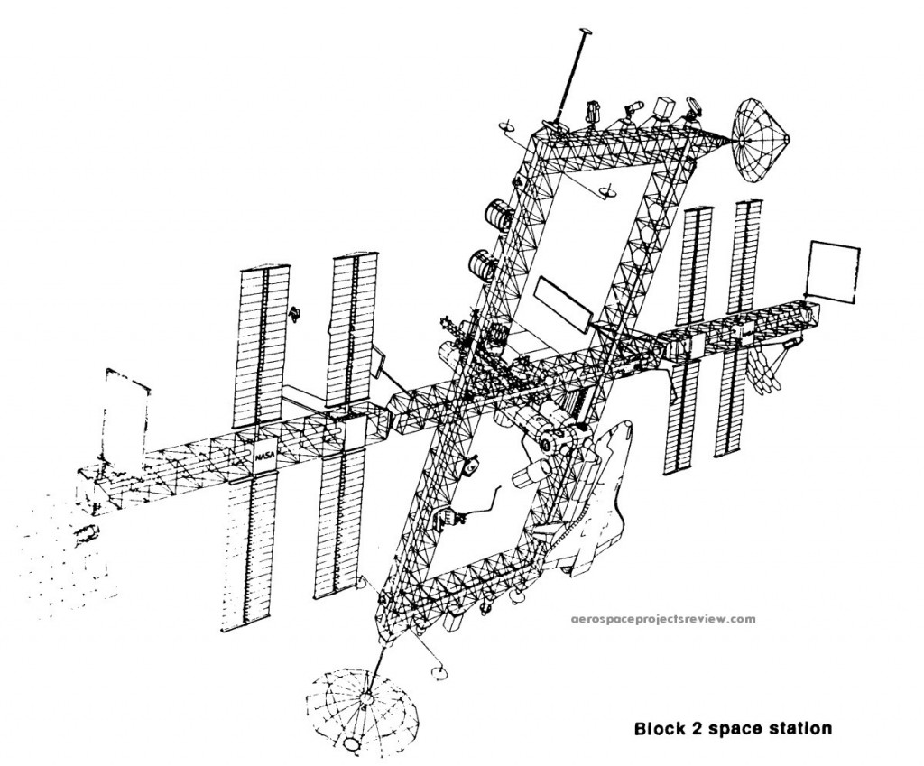 The Iss As It Might Have Been Aerospace Projects Review
