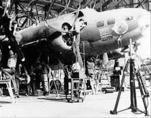 HAFB B-17