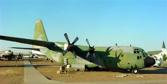 """NC-130B """"Hercules"""""""