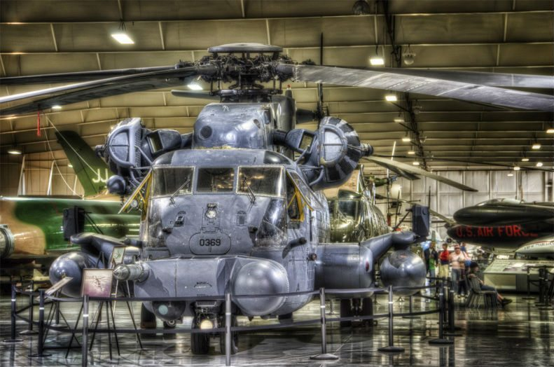 MH-53M Pave Low IV