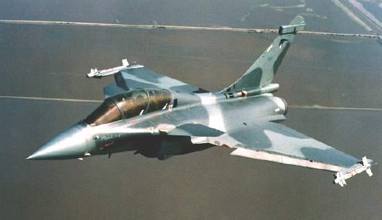 Dassault Rafale (http://www.aerospaceweb.org)
