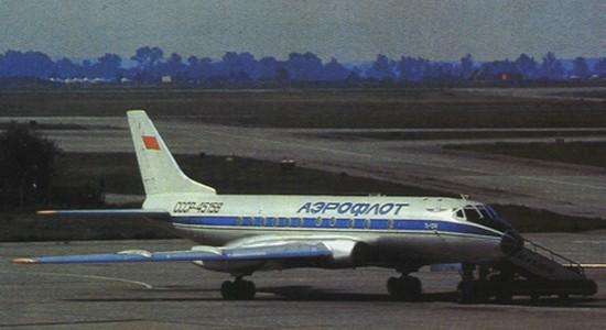 Aeroflot Tupolev Tu-124