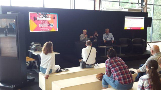 Salon Drone Expérience 2016 - Crédit : Expo Nantes
