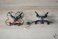 Eachine DVR03 DVR AIO vs QX95 and QX105 BAT