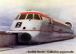 Aero-train