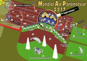 2e Mondial Air Paramoteur